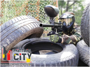PAINTBALL LUBLIN